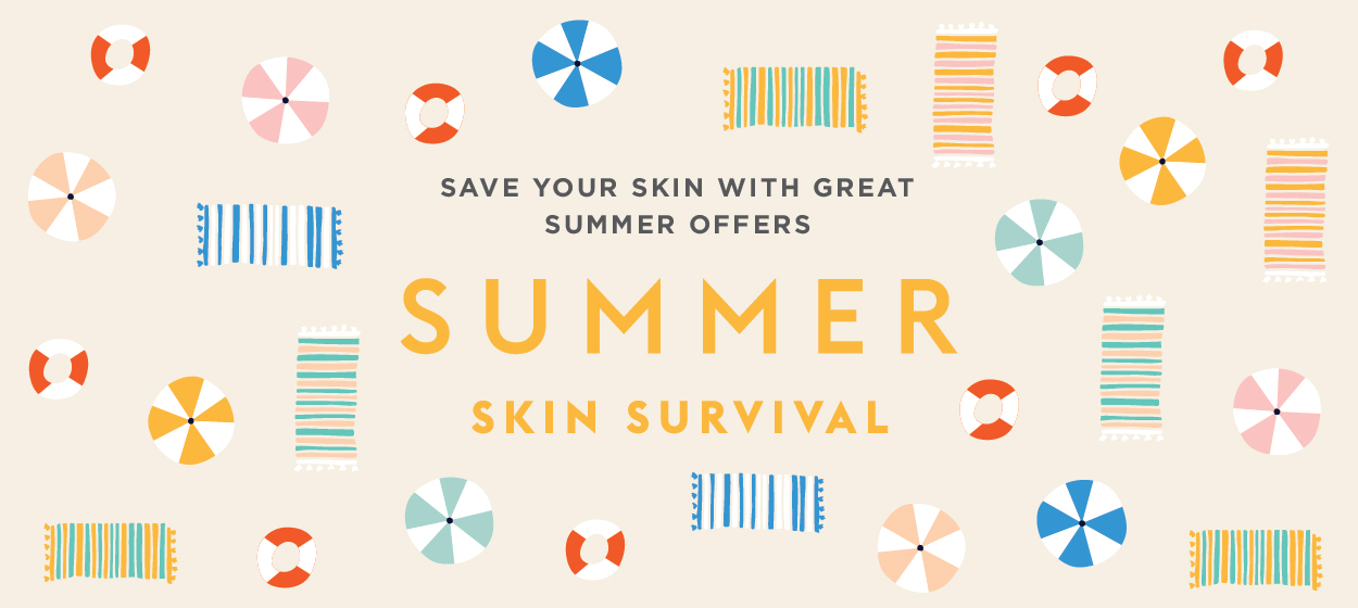 Summer Skin Survival